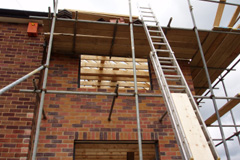 multiple storey extensions Longcroft
