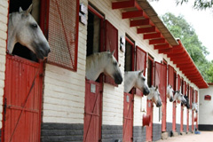 Longcroft stable construction costs